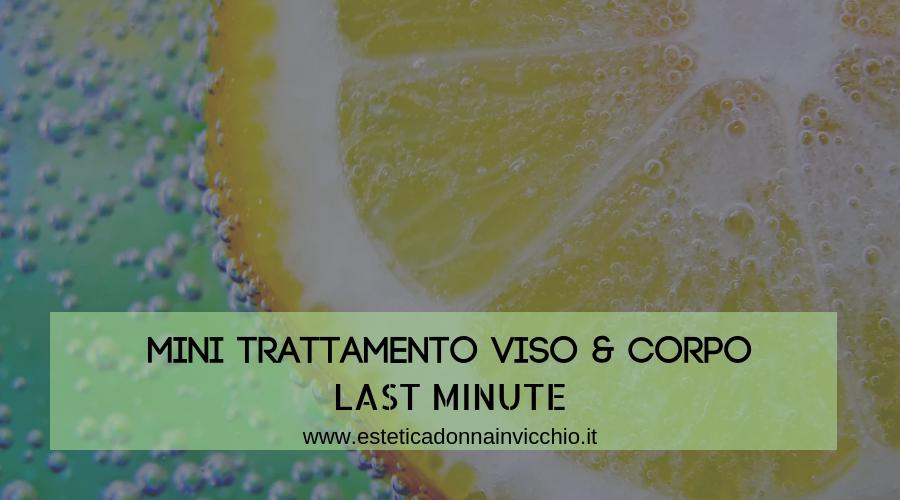 Last Minute!