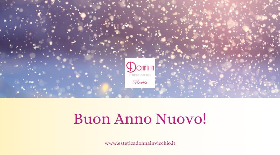 Buon inizio Anno!