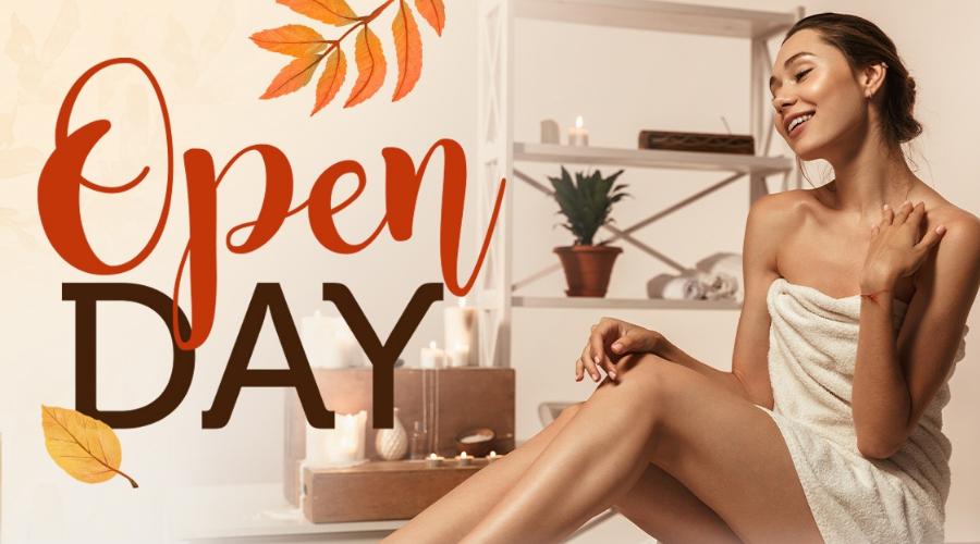 Open Day per il tuo viso